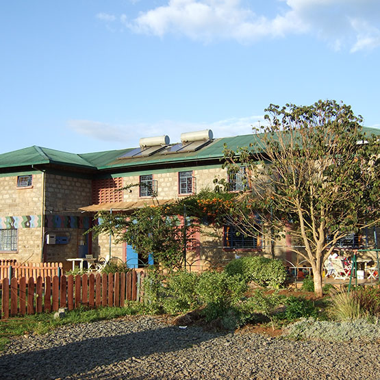 The Nest Childrens Home