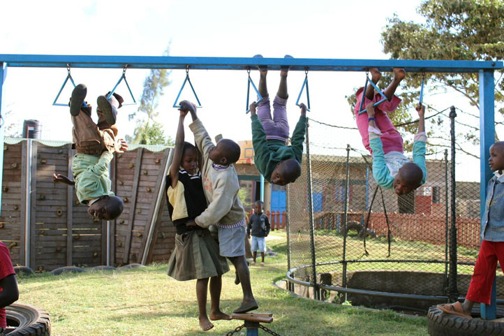 the nest childrens home kenya